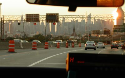 New York, arrivée