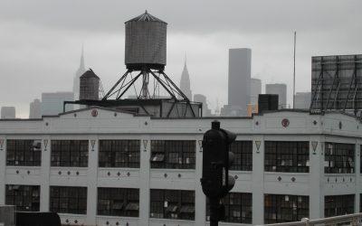Les toits de New York