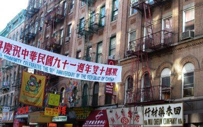 Chinatown, New York, 2002